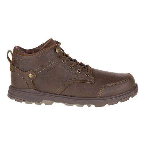 Mens Merrell Brevard Chukka Casual Shoe - Shetland 12
