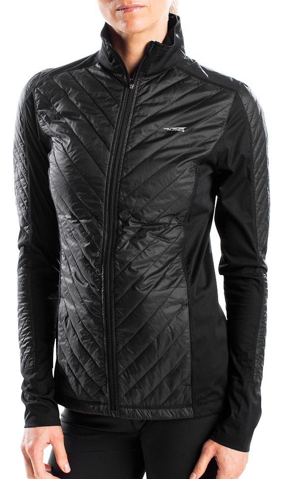 Altra Performance Full Zip Zoned Heat Running Jacket