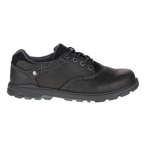 Mens Merrell Brevard Lace Casual Shoe - Black 10