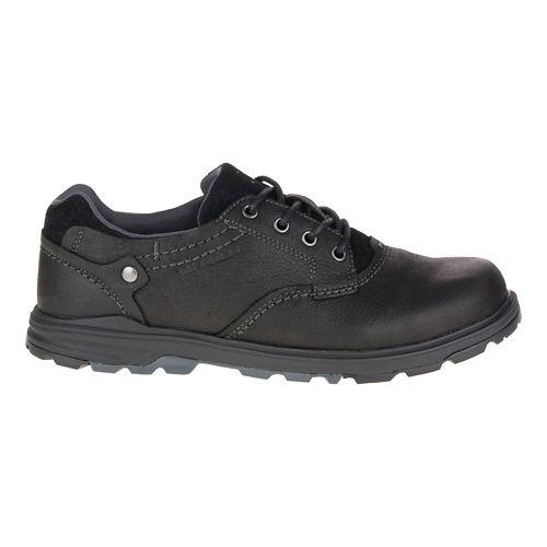 Mens Merrell Brevard Lace Casual Shoe - Black 14