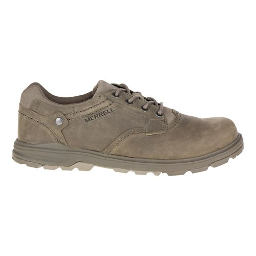 Mens Merrell Brevard Lace Casual Shoe - Brindle 10