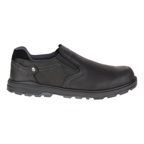 Mens Merrell Brevard Moc Casual Shoe - Black 7.5