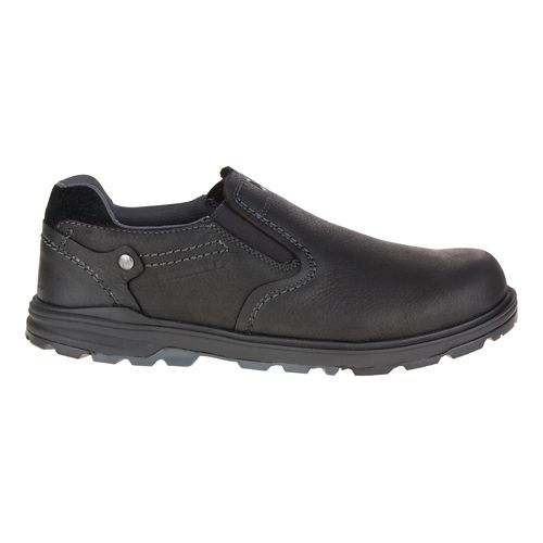 Mens Merrell Brevard Moc Casual Shoe - Black 8