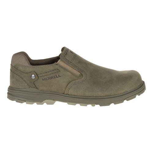 Mens Merrell Brevard Moc Casual Shoe - Brindle 15