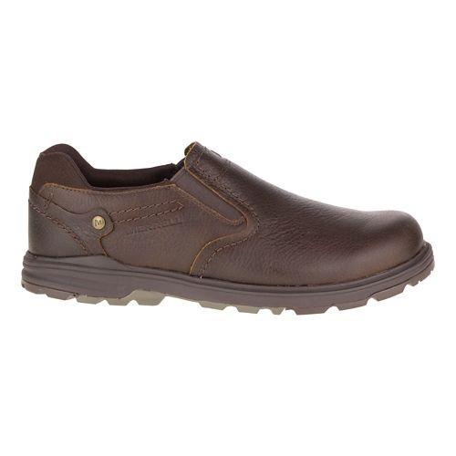 Mens Merrell Brevard Moc Casual Shoe - Shetland 10