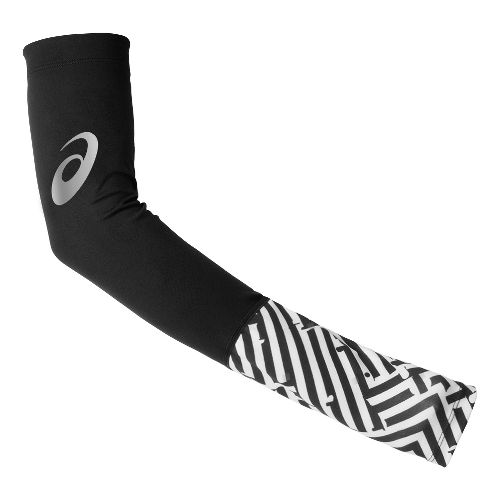 ASICS Lite-Show Arm Sleeves Handwear - Print S/M