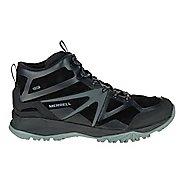Mens Merrell Capra Bolt Leather Mid Waterproof Hiking Shoe