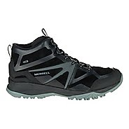 Mens Merrell Capra Bolt Leather Mid Waterproof Hiking Shoe