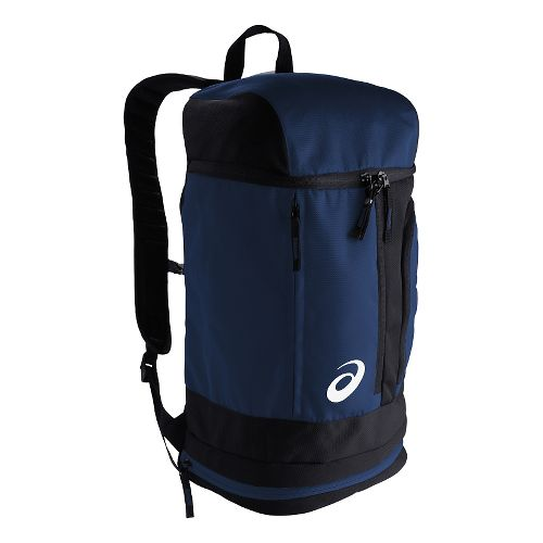 ASICS TM X-Over Backpack Bags - Navy/Black