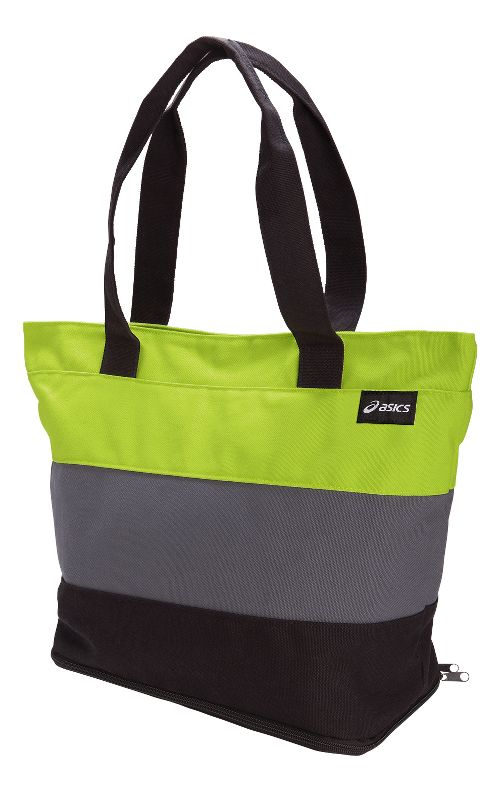 ASICS TM Beach Tote Bags - Black/Lime