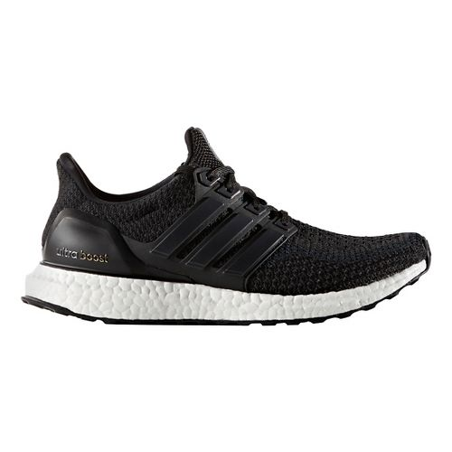 Womens adidas Ultra Boost Running Shoe - Triple Black 9.5