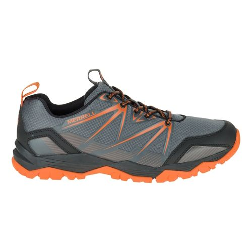 Mens Merrell Capra Rise Hiking Shoe - Castle Rock 10.5