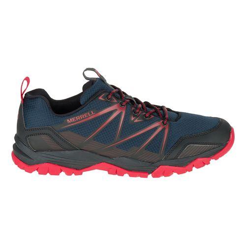 Mens Merrell Capra Rise Hiking Shoe - Navy 9.5