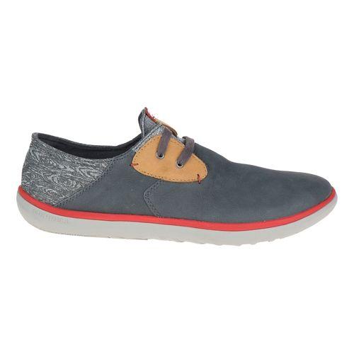 Mens Merrell Duskair Smooth Casual Shoe - Granite 11