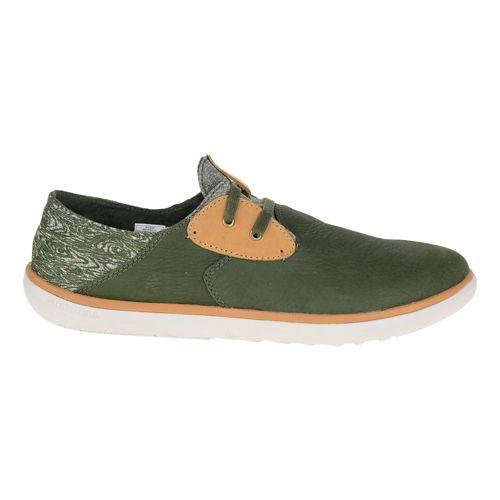 Mens Merrell Duskair Smooth Casual Shoe - Rosin 8