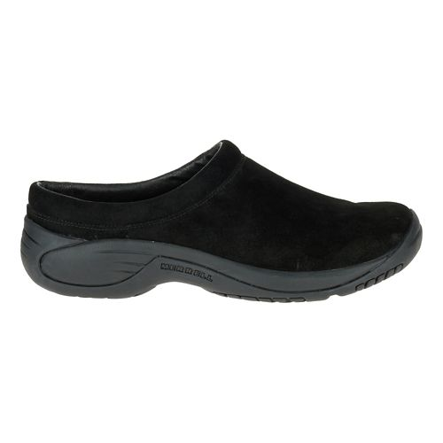Mens Merrell Encore Chill Casual Shoe - Black 11.5