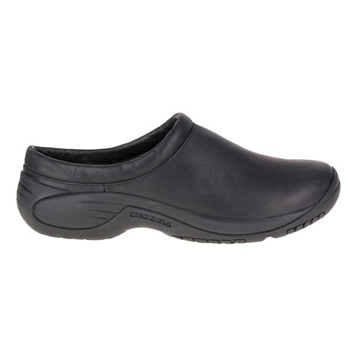 Mens Merrell Encore Chill Smooth Casual Shoe - Black 10