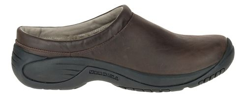 Mens Merrell Encore Chill Smooth Casual Shoe - Espresso 10.5