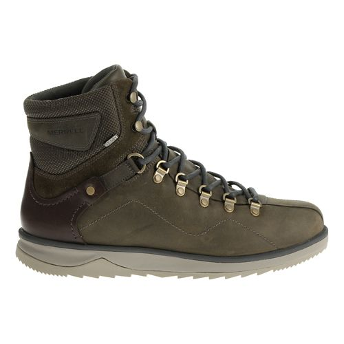 Mens Merrell Epiction Polar Waterproof Casual Shoe - Boulder 12