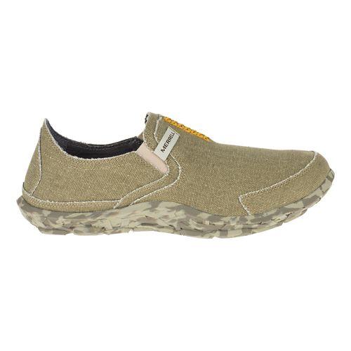 Mens Merrell Slipper Casual Shoe - Sand 12