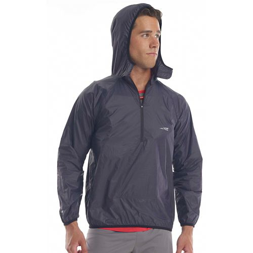 Altra Packable Windbreaker Running Jackets - Black L