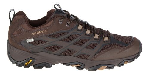 Mens Merrell Moab FST Waterproof Hiking Shoe - Brown 8