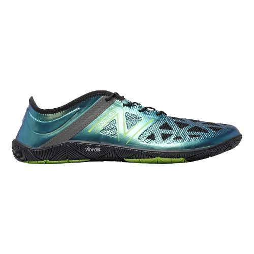 New Balance 200v1 Cross Training Shoe - Green/Blue 6.5