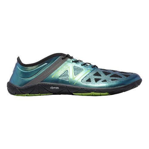 New Balance 200v1 Cross Training Shoe - Green/Blue 7.5