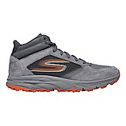 Mens Skechers GO Trail Boot Trail Running Shoe