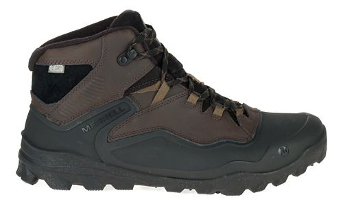 Mens Merrell Overlook 6 Ice+ Waterproof Hiking Shoe - Espresso 9