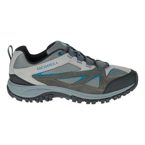 Mens Merrell Phoenix Bluff Hiking Shoe - Grey 9