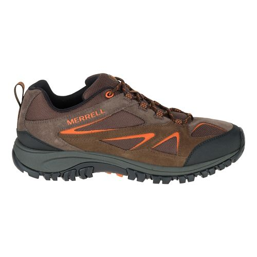 Mens Merrell Phoenix Bluff Hiking Shoe - Dark Brown 9.5