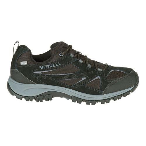 Mens Merrell Phoenix Bluff Waterproof Wide Hiking Shoe - Black 10.5
