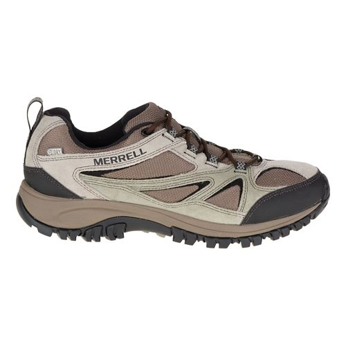 Mens Merrell Phoenix Bluff Waterproof Wide Hiking Shoe - Putty 9.5