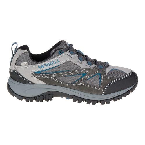Mens Merrell Phoenix Bluff Waterproof Wide Hiking Shoe - Grey 10