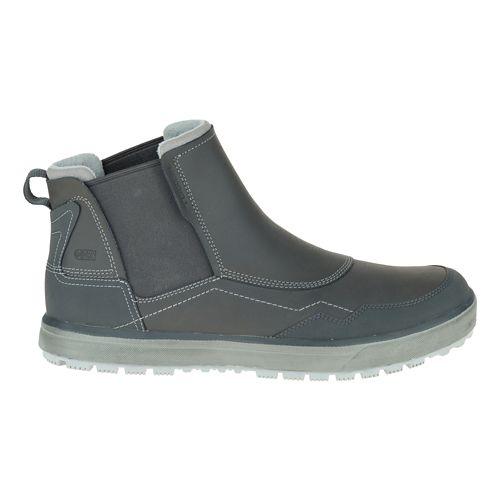 Mens Merrell Turku Chelsea Waterproof Casual Shoe - Granite 10