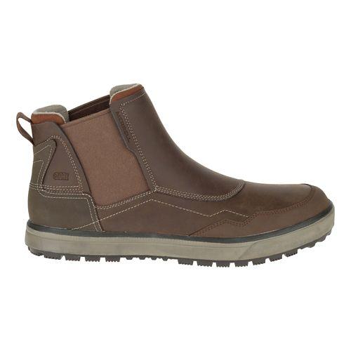 Mens Merrell Turku Chelsea Waterproof Casual Shoe - Potting Soil 11