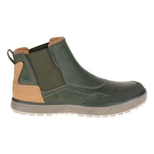 Mens Merrell Turku Chelsea Waterproof Casual Shoe - Rosin 10