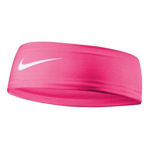 Nike Girls Fury Headband 2.0 Headwear - Racer Pink/White