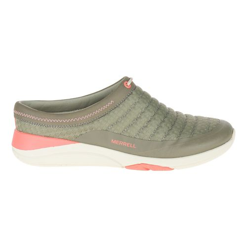 Womens Merrell Applaud Breeze Casual Shoe - Aluminum 6.5