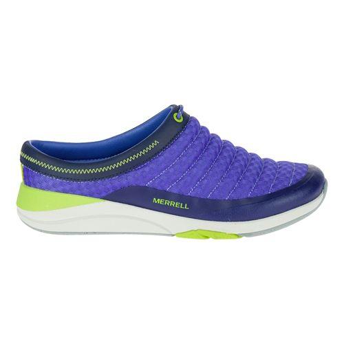 Womens Merrell Applaud Breeze Casual Shoe - Violet Storm 9.5