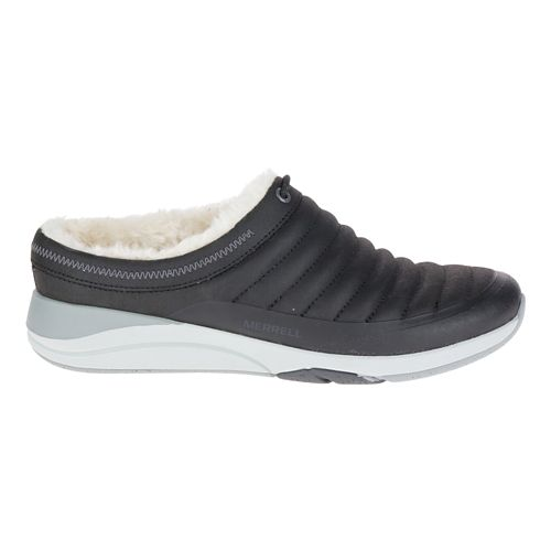 Womens Merrell Applaud Chill Casual Shoe - Black 9.5