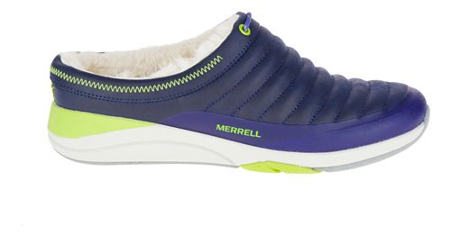 Womens Merrell Applaud Chill Casual Shoe - Eclipse 5