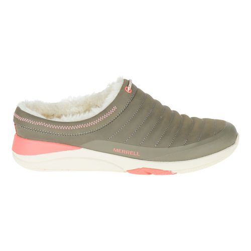 Womens Merrell Applaud Chill Casual Shoe - Brindle 8.5