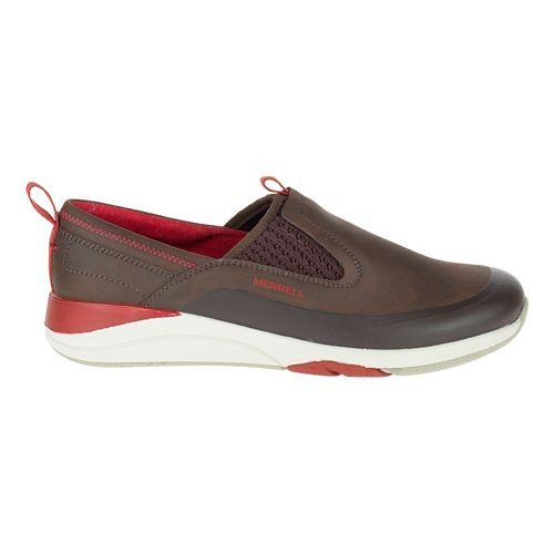 Womens Merrell Applaud Moc Casual Shoe - Bracken 5.5