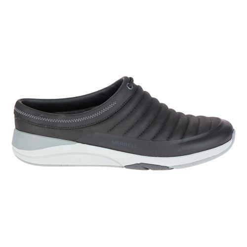 Womens Merrell Applaud Slide Casual Shoe - Black 7.5