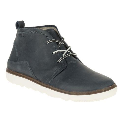 Womens Merrell Around Town Chukka Casual Shoe - Granite 7.5