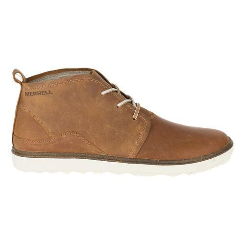 Womens Merrell Around Town Chukka Casual Shoe - Brown Sugar 8.5