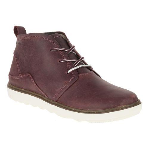 Womens Merrell Around Town Chukka Casual Shoe - Huckleberry 6.5