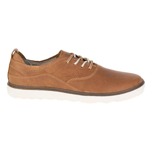 Womens Merrell Around Town Lace Casual Shoe - Brown Sugar 6